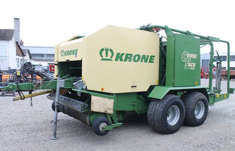 Press-/Wickelkombination  | Krone V 1500 MC CombiPack