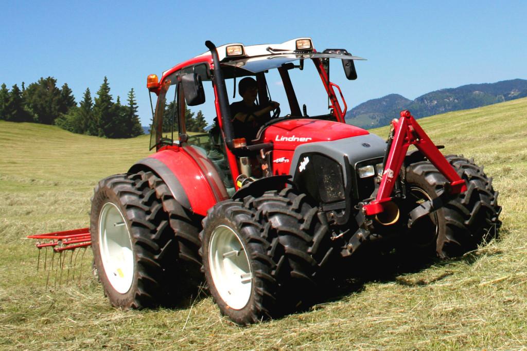 Ferguson Tractor 12 OClock High