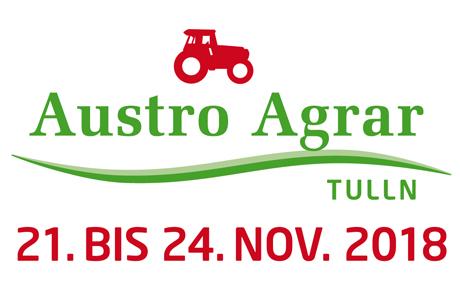 Austro Agrar Tulln von 21. bis 25. November 2018