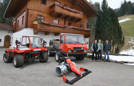 Familie Hirscher aus Annaberg