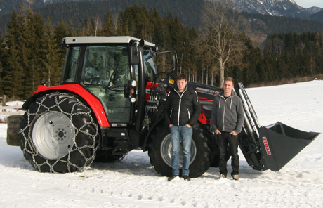 MF 5609 Dyna4 – Michael Siedler aus der Ramsau in der Steiermark