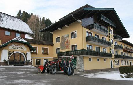 Familie Gerhardter, Hotel Starchlhof in Schladming