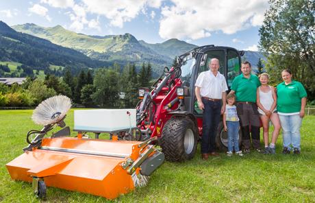 Gebäudereinigung & Hausbetreuung Oberländer in Bad Hofgastein