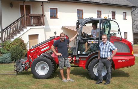 Weidemann 2080 Tele – Familie Weidenthaler in Kobenz
