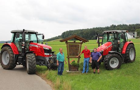MF 6615 DYNA 6 – Familie Mühlbacher-Karrer aus Schalchen