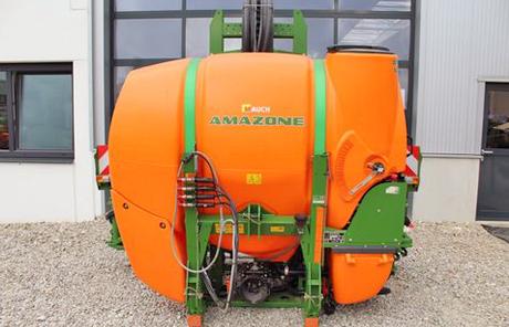Amazone UF 1201 1200L 15m Q-Plus Amaspray+ Spritze