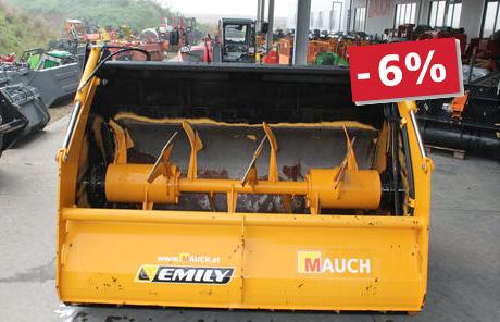 Emily Melodis Mischschaufel 3,9 m³ 2400mm