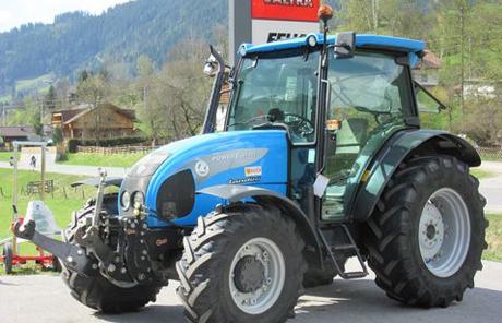 Landini Powerfarm DT 90 + Hauer FH