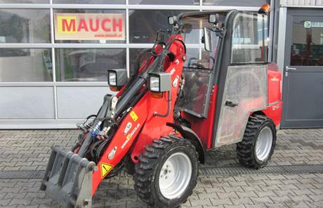 Weidemann 1245 CX 35 LP SK-A IND.
