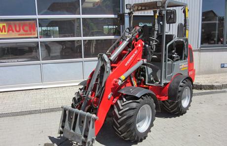 Weidemann 1255 CC35 SK-A HT/HV FSDR