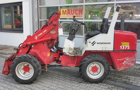 Weidemann 1375 P50 SK-A HT/HV