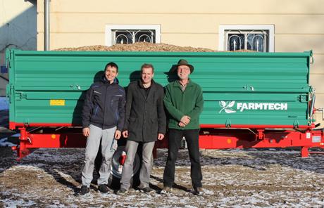 Farmtech EDK 800 – Seminar Schloss Bogenhofen