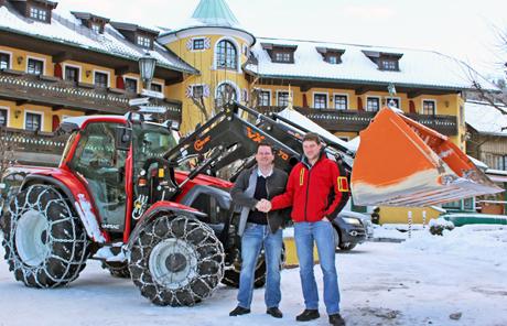 Lindner Lintrac – Hotel Pichlmayrgut in Schladming