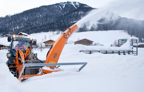 Weidemann 2070 CX 80 SK-A – Gemeinde St. Martin am Tennengebirge