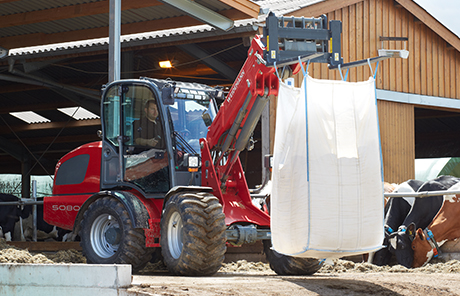 Weidemann 5080T Top Agrar Praxistest