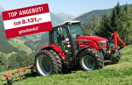 MF 5610 Grünland Edition
