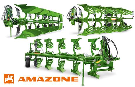 Amazone stellt neue Cayros Anbaudrehpflüge vor