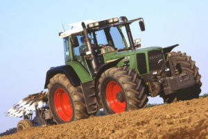 1995: Fendt Favorit 926