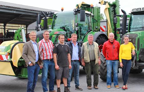 Krone Big Pack 1270 XC – Oitner Agrar Service aus Perwang