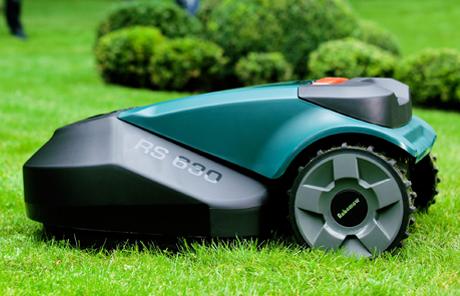 Robomow-Aktion