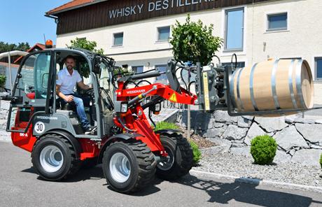 Weidemann 1285 – Whiskydestillerie Peter Affenzeller in Alberndorf
