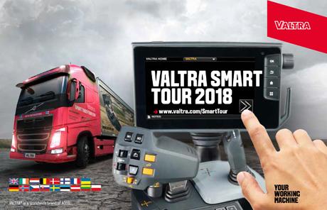 Valtra Smart Tour 2018