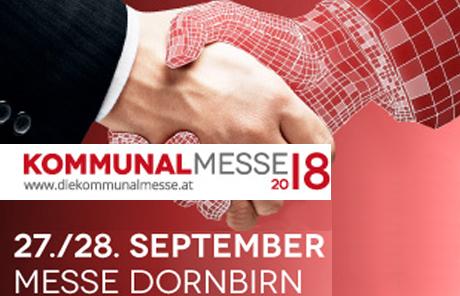 Kommunalmesse in Dornbirn