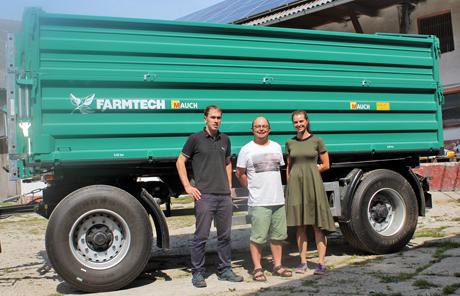 Farmtech ZDK 1500 –  Denk Raimund aus Weng