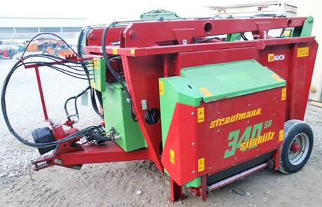 Strautmann Siloblitz SA 340 Silokamm