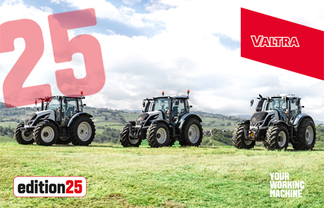 25 Jahre Valtra in Österreich – Jetzt mitfeiern!