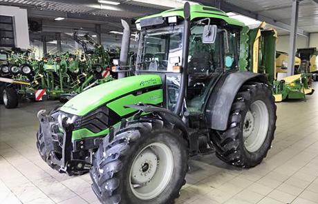 Deutz Fahr Agroplus 85 Premium (Klima)