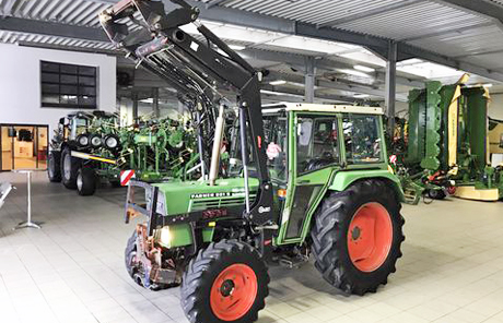 Fendt Farmer 201 SA