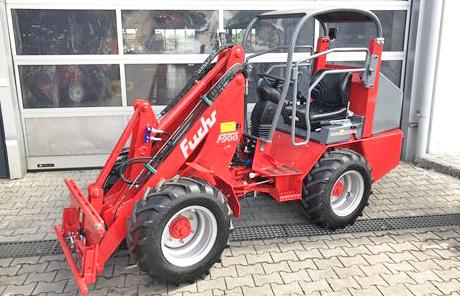 Fuchs 900 HT/Euro