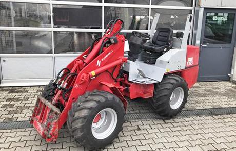 Weidemann 1375P50 SK-A