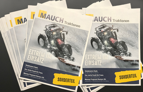 Traktor Ausgabe Frühling 2019