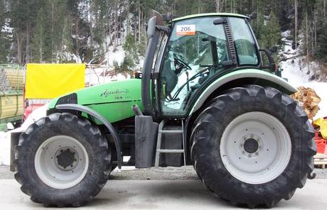 Deutz Fahr Agrotron 165 MK
