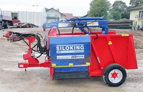 Siloking Silokamm DA3600