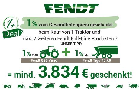 Fendt 1+ Deal