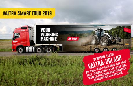 Valtra Smart Tour 2019