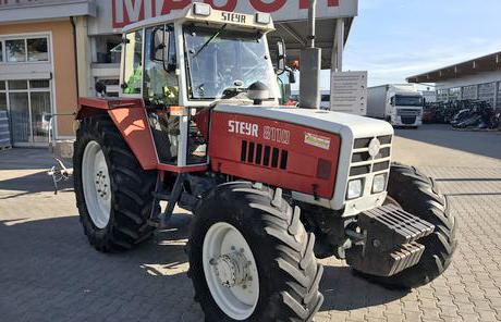 Steyr 8110 A SK 2 (KK)