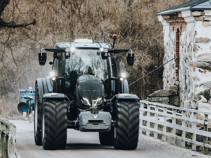 Valtra N- und T-Serie Traktorerlebnis