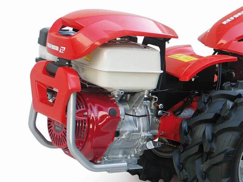 Motech_1 Zylinder Motor