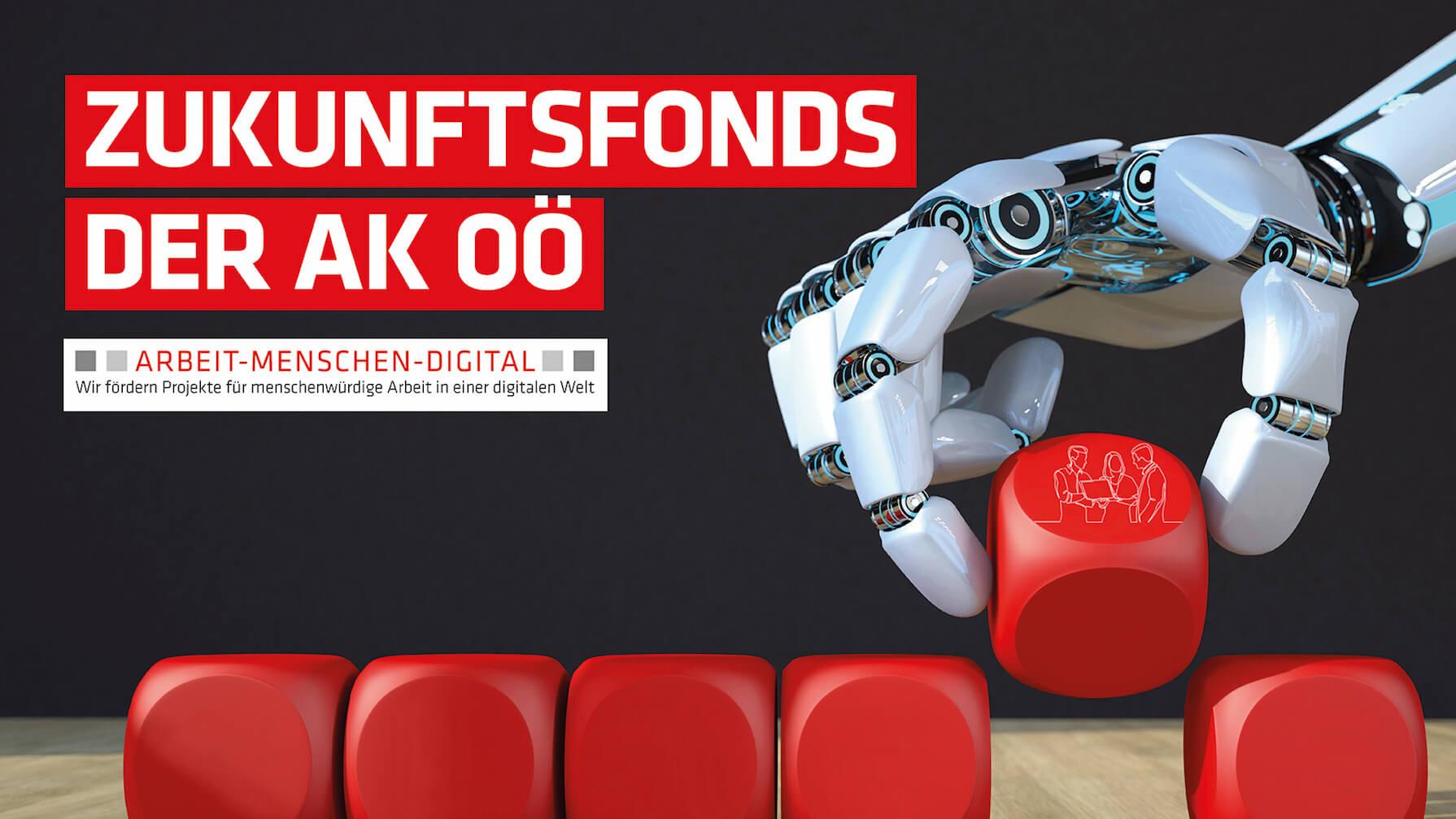 Zukunftsfonds der AK OÖ