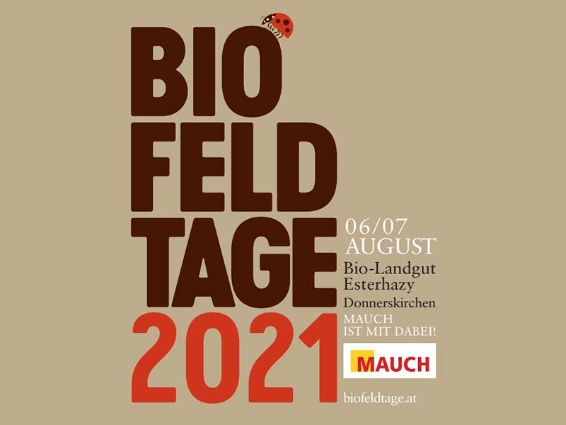 Biofeldtage Hofgut Esterházy