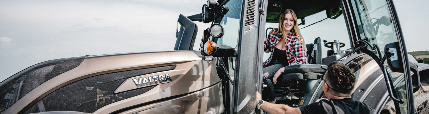 Valtra Connect