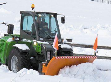 Bema Schneeschild 1100